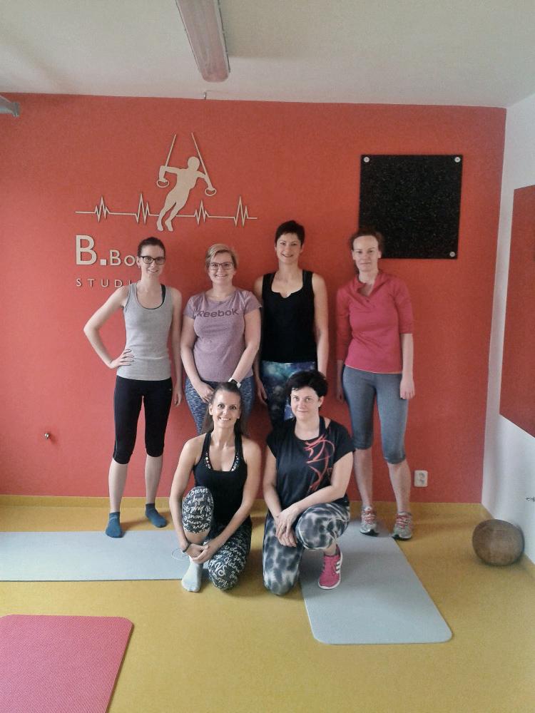 Workshop s rutinačkou Marií Hlouškovou